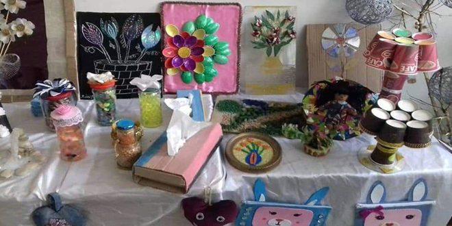 Plus de 300 maquettes et tableaux sur l'environnement dans une exposition à Homs
