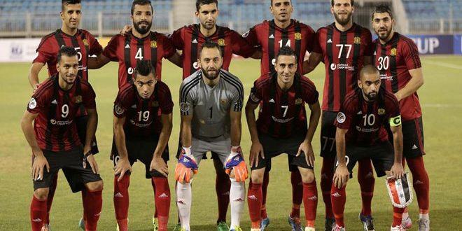 Al-Jaïch et al-Wihdat font match nul en Coupe de l'AFC