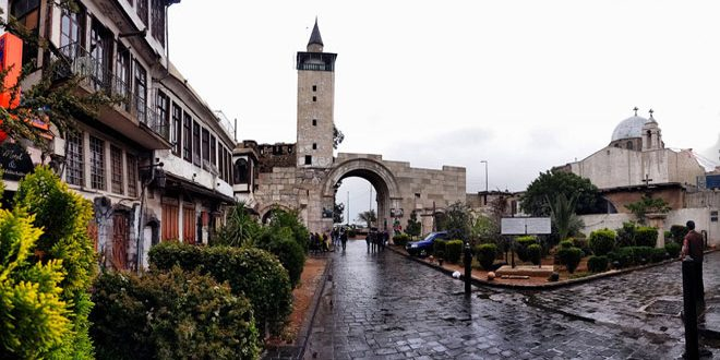Site touristique tchèque : L'histoire parle par la beauté de Damas