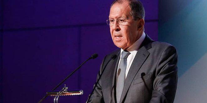 Lavrov : Nécessité de résoudre politiquement la crise en Syrie conformément à la résolution onusienne N°2254