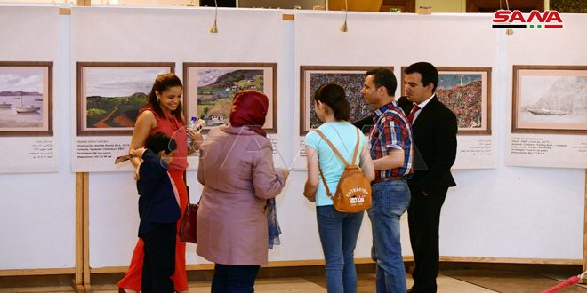 Dans le cadre du renforcement de l'échange culturel syro-vénézuélien… Ouverture de la semaine culturelle vénézuélienne à laMaison d'al-Assad