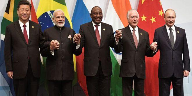 Les leaders des « BRICS » affirment leur engagement à la souveraineté et à l'unité de la Syrie