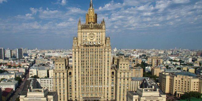Lavrov et Pedersen: Importance de poursuivre le dialogue inter-syrien loin de toute intervention étrangère