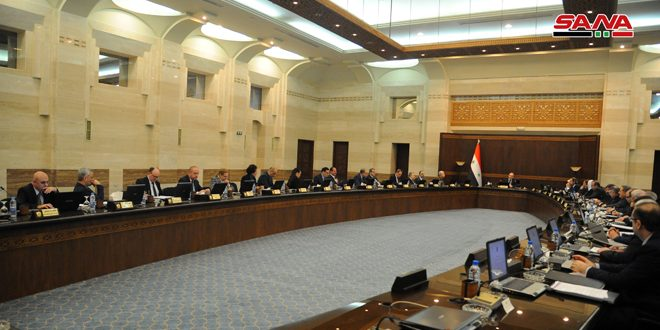 Le Conseil des ministres donne son accord sur un plan pour assurer les produits de base aux citoyens à des prix subventionnés