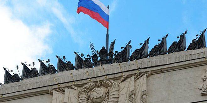 Le ministère russe de la Défense affirme qu'il y a des laboratoires d'agents toxiques chez les réseaux terroristes à Idleb