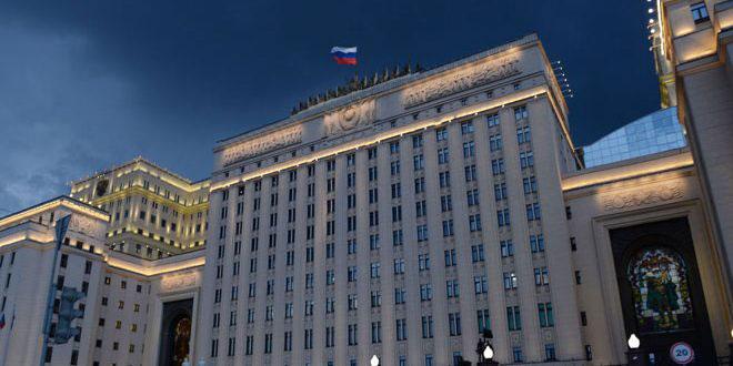 Le ministère russe de la défense: le vol par les Etats-Unis des richesses syriennes et l'embargo imposé aux importations d'énergie sont une violation du droit international