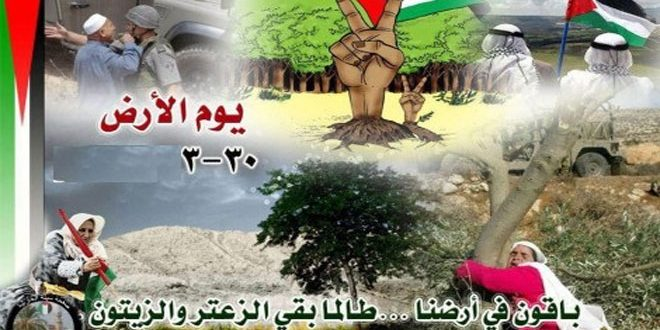 Le Front de Libération de la Palestine : Le peuple palestinien restera toujours enraciné dans sa terre