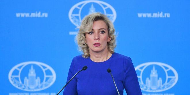 Zakharova : Le rapport de l'OIAC sur la Syrie se contredit avec le droit international