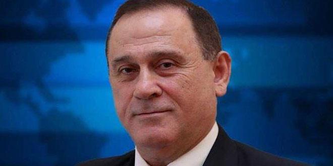 Le ministre libanais de l'Industrie: La Syrie représente la profondeur géographique et économique du Liban