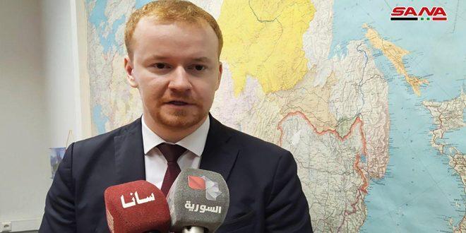 Un parlementaire russe: la décision de l'Union européenne de prolonger les mesures coercitives contre la Syrie révèle la nature inhumaine de l'Occident
