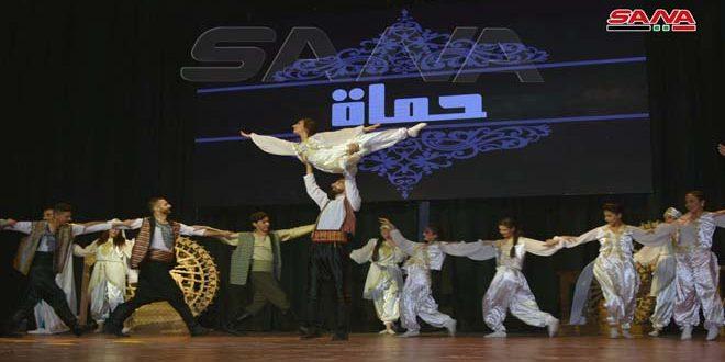 Des activités culturelles et artistiques dans le cadre du 2e festival culturel de Hama