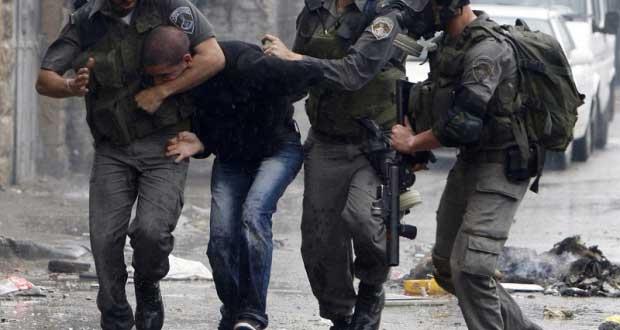 Les forces d'occupation israélienne arrêtent un Palestinien à Jénine
