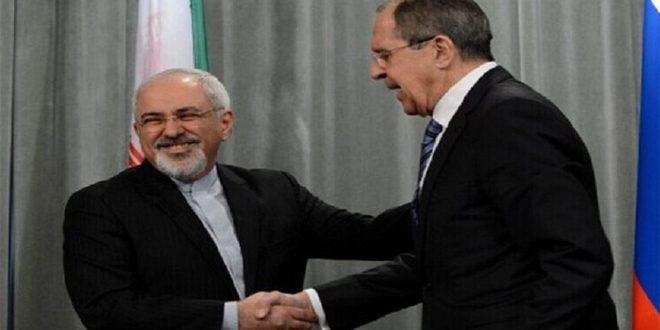 Lavrov souligne la nécessité de résoudre politiquement la crise en Syrie