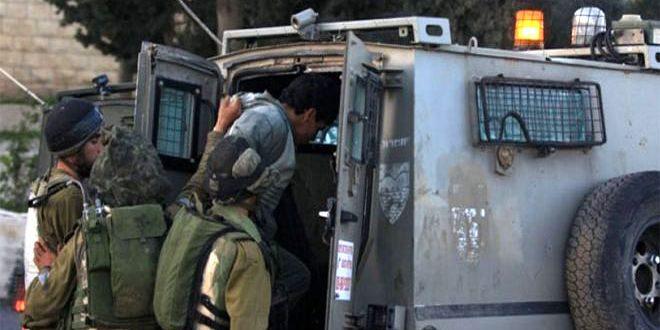 Les forces d'occupation israélienne arrêtent 26 Palestiniens en Cisjordanie