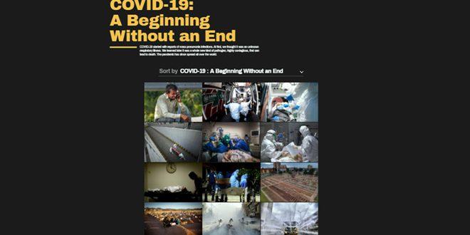 L'agence SANA participe à l'exposition «photos de la vieà l'ombre de la pandémie de Corona» organisée par l'OANA