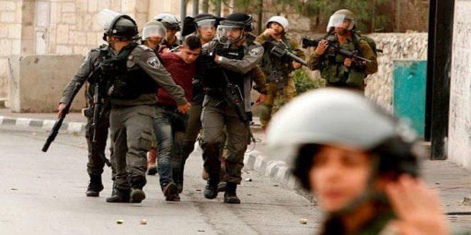 Des arrestations et des blessés parmi les Palestiniens par les forces d'occupation israéliennes en Cisjordanie