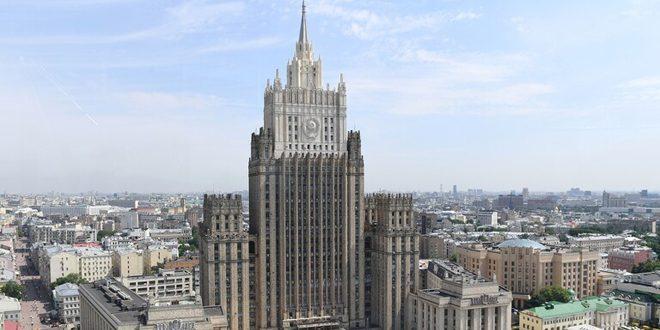 La Russie appelle à lever les mesures coercitives imposées à la Syrie