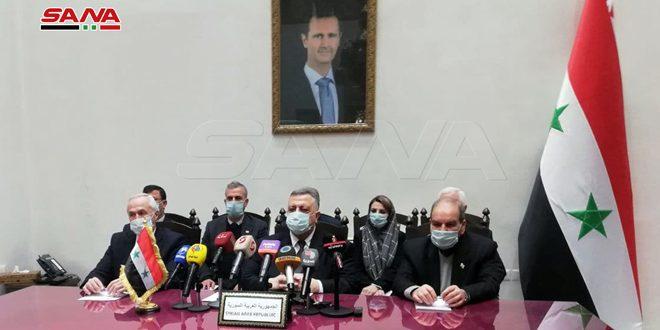 Sabbagh affirme que la principale raison des guerres et des sièges contre la Syrie est son refus de renoncer à la cause légitime du peuple palestinien