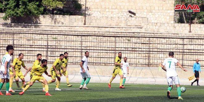 L'équipe Tichrine remporte le titre de la première Ligue de football