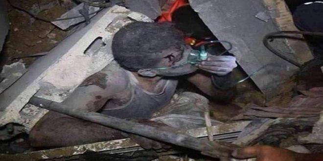 139 martyrs, dont 39 enfants et plus de 1000 blessés du fait de l'agression continue de l'occupation contre la bande de Gaza