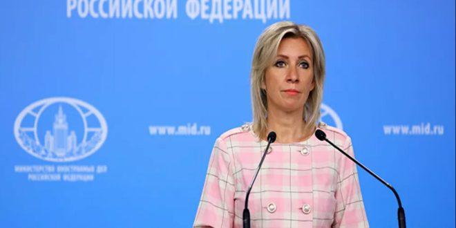 Zakharova appelle l'Amérique à éliminer ses traces d'Irak, de la Libye, de l'Afghanistan et de la Syrie
