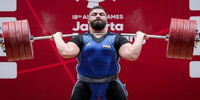 Le phénix syrien Maan Assaad ajoute une nouvelle réalisation à la Syrie en remportant la médaille de bronze aux Jeux olympiques de Tokyo