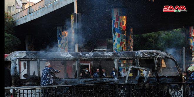 La communauté syrienne en République tchèque: L'attentat terroriste donne preuve sur la faillite des réseaux terroristes