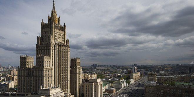 מוסקבה: הנסיונות של וואשינגטון להאשים את סוריה בשימוש בנשק הכימי, מיועדים להציל את הטרוריסטים