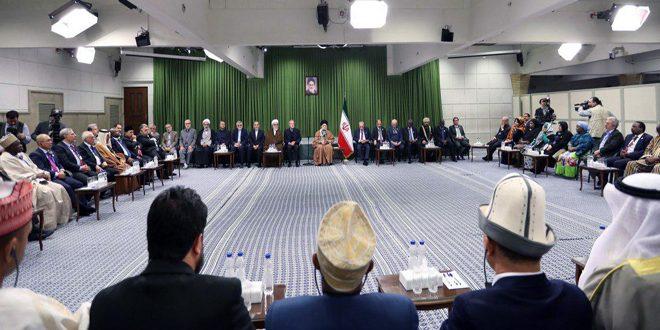ח'אמנאי: איראן ממלאת את חובתה כלפי סוריה