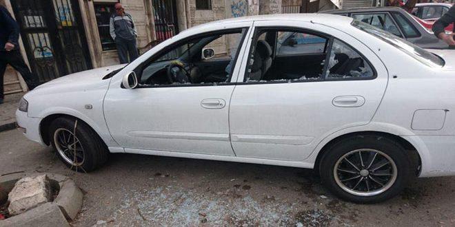 ארגוני הטרור הפרוסים בגוטה המזרחית תקפו שכונות בדמשק ובפרברה