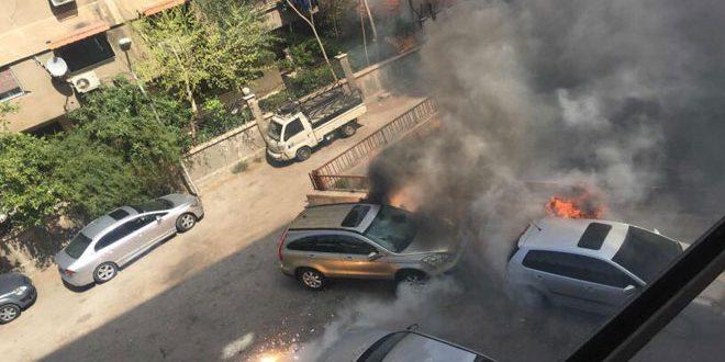 שריפה ונזק ברכוש כתוצאה מנפילת פגזים באל-עבאסיין …ועליה במספר החללים מתוקפנות שכונת כשכול