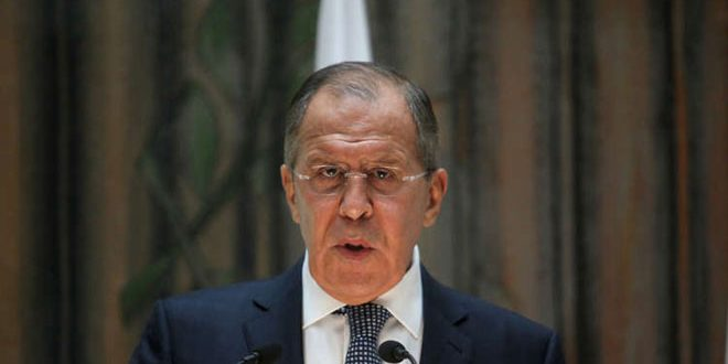 לברוב : למוסקבה הוכחות על פברוקים בריטיים בנושא הנשק הכימי בדומא