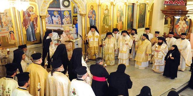 הפטריארך יאזג'י: סוריה ארץ הנוצרים הראשונה