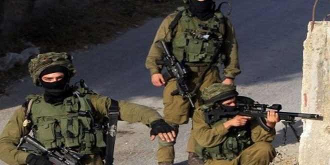 צעיר פלסטיני אחד נפצע בכדורי כוחות הכיבוש בצפון ראמ אללה