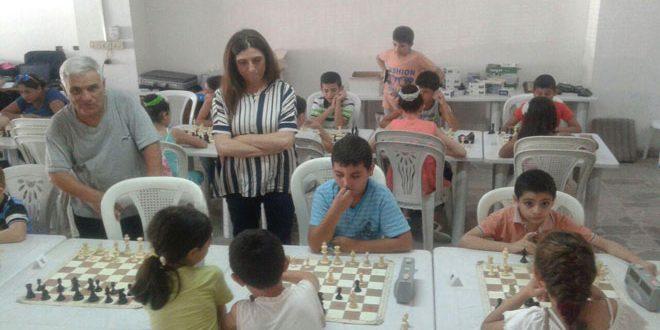 אל- אטרש זכה במקום הראשון באליפות לטקיה לשחמט