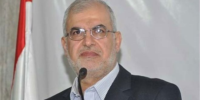רעד הדגיש את חשיבות התיאום בין סוריה ללבנון