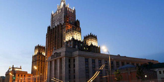מוסקבה … וושינגטון מיישמת מדיניות הקריטריונים הכפולים בנושא הטרור