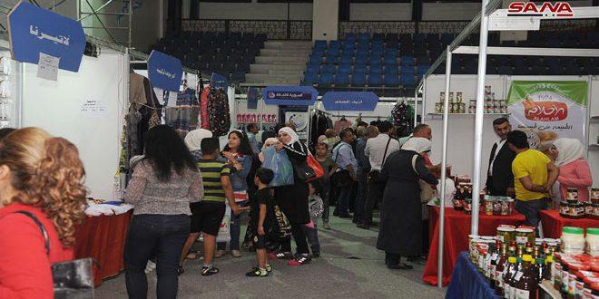 130 חברות הצטרפו לפסטיבל ( תעשיה סורית )