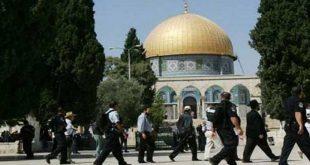 מתנחלים ישראליים חידשו פריצותיהם למסגד אלאקצה