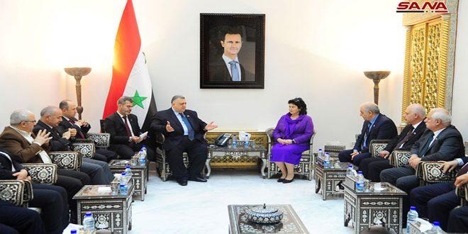 סבאע': רוסיה שותף בניצחונות שמשיגה סוריה נגד הטרור