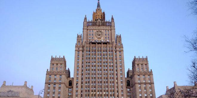 משרד החוץ הרוסי: הסנקציות האמריקניות על חברות רוסיות מטרתן למנוע שיקום סוריה