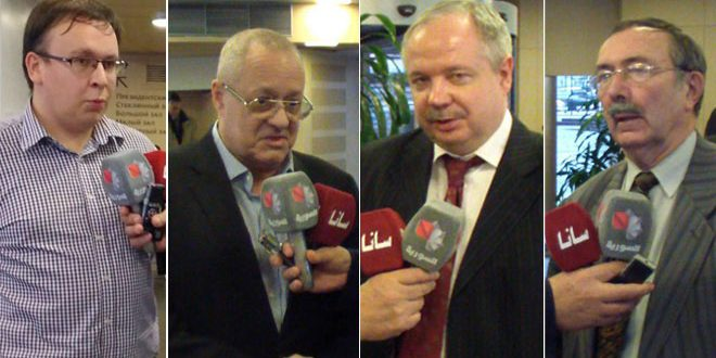 """מומחים רוסים : הנוכחות האמריקנית הבלתי לגטימית בסוריה מפירה את כללי החוק הבינ""""ל"""