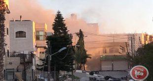 עשרות פלסטינים נפצעו מירי הכוחות הישראליים