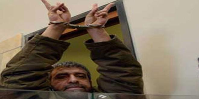 האסיר אל-מקת חזר על הבטחתו להמשיך במאבק עד ניצחונה של סוריה