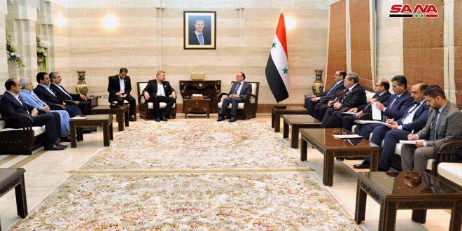 המהנדס ח'מיס דן עם חישמתאללה על היחסים בין סוריה לאיראן