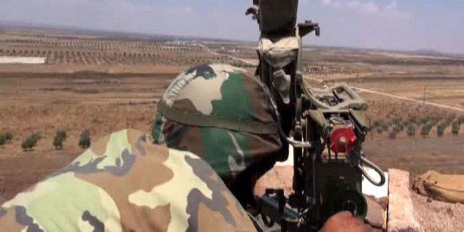 אבדות רבות בקרב הטרוריסטים של פאתי תמאת הצפוניים