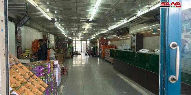 התאחדות היצואנים מיסדת מחסנים בשביל הסחורות הסוריות המיוצאות לדובאי