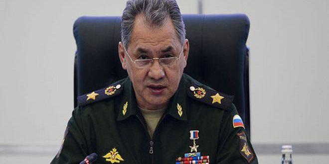 """שויגו …יציבות המצב בסוריה תהיה הנושא הראשי בוועידת מוסקבה הבינ""""ל לענייני בטחון"""