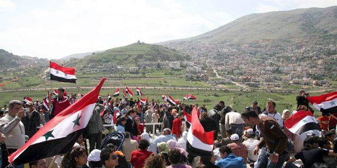 יפאן … עמדתנו כלפי הגולן הסורי הכבוש מוצקת וללא שינוי