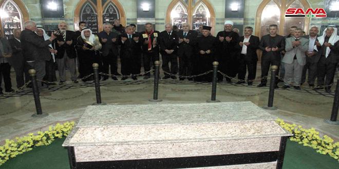 אחד הננים של משפחת הגנראל גורו מתנצל בפני העם הסורי